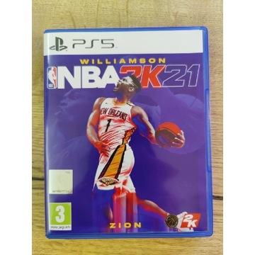 NBA 2k21 PS5 ENG