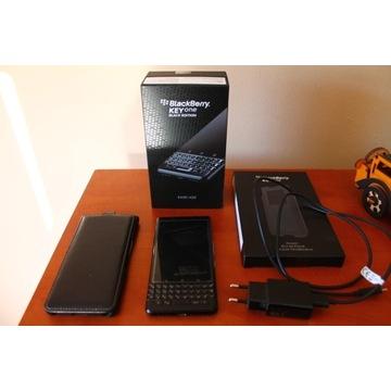 BlackBerry KeyONE Black Edition pełen zestaw