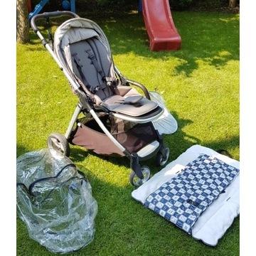 Wózek spacerowy Mamas & Papas Flip XT2 + Dodatki