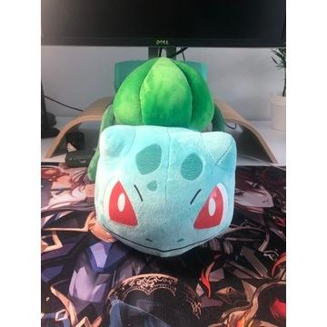 Pluszak Pokemon Bulbasaur Fanmade 25X20 cm