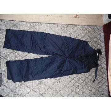 Spodnie zimowe robocze