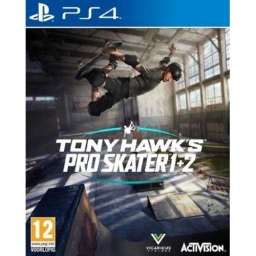 TONY HAWK'S PRO SKATER 1 + 2 PS4 TONY HAWKS 1+2