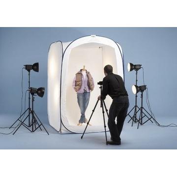 Namiot fotograficzny bezcieniowy Cubelite LR6687