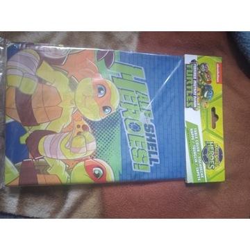 Nowa cerata turtles