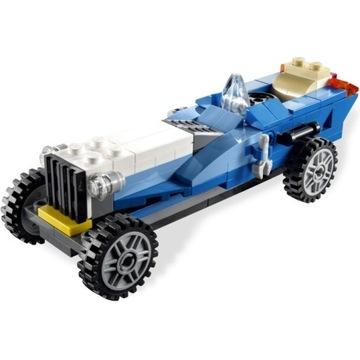 LEGO Creator 3w1 Blue Roadster 6913