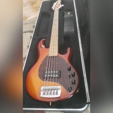Music Man Stingrey 5 gitara basowa ORYGINAŁ 100%
