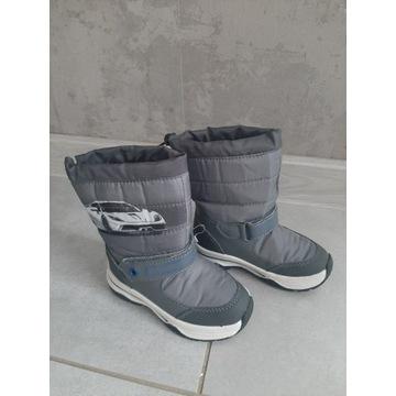 Buty zimowe śniegowce Lupilu r. 22