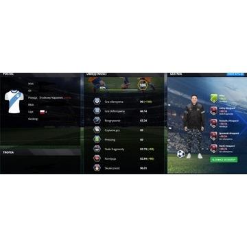 Konto FootballTeam napastnik 106+