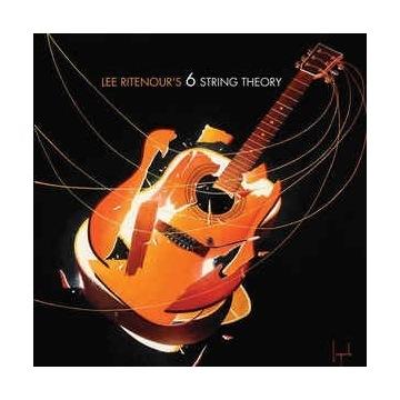 LEE RITENOUR '6 String Theory' (Scofield, Slash)