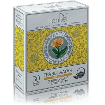 Ziołowa Herbata Oczyszczająca Z Omanem !