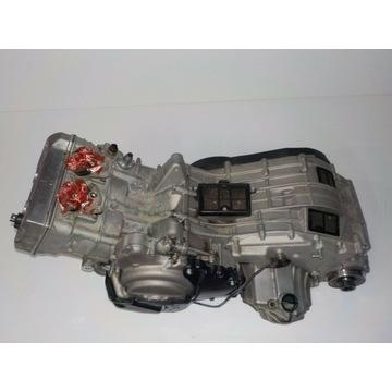 Silnik + skrzynia biegów skuter BMW C 650