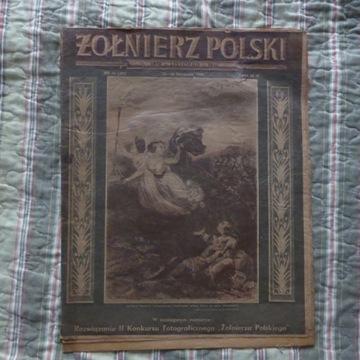 Żołnierz Polski numer 43 -1946 r.