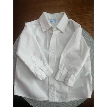 Koszula biała 5.10.15 rozmiar 80