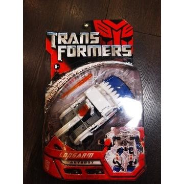Transformers Autobot Longarm Nowy