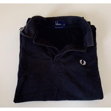 Oryginalna koszulk Polo Polówka Czarna Fred Perry