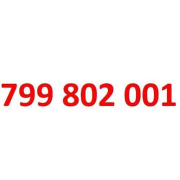799 802 001 starter play złoty numer