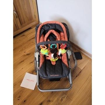 Maclaren 3w1 (bujaczek, leżaczek i krzesełko)