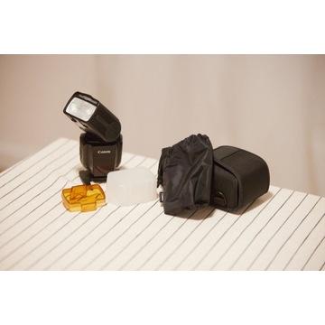 Lampa Błyskowa Canon 430 EX III RT Speedlite
