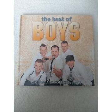 The best of Boys CD