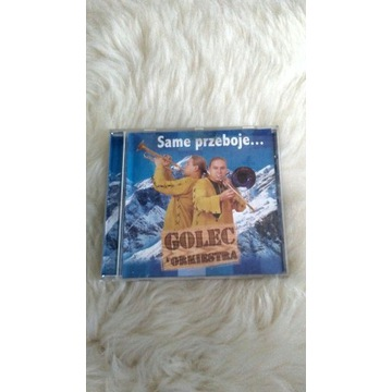 Płyta Golec Orkiestra Same Przeboje