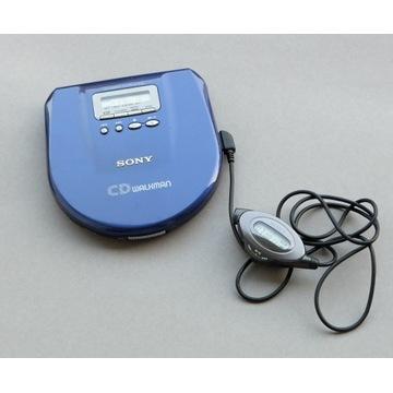 SONY Walkman odtwarzacz CD