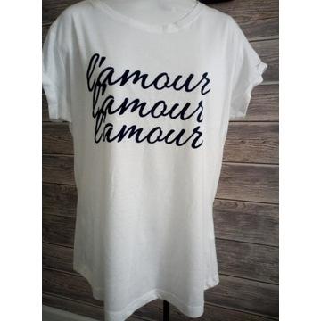 Bluzka,koszulka damska L