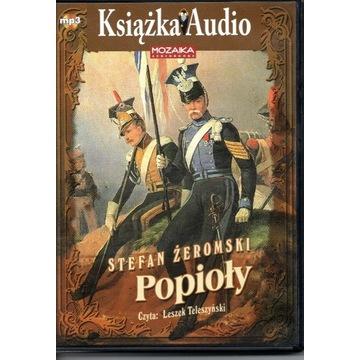 Popioły Żeromski audiobook Teleszyński Księstwo Wa