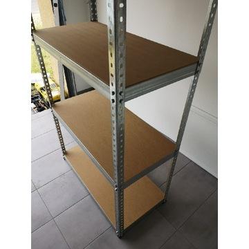 Regał Magazynowy Skręcany 210x91x46cm 5P/280 kg