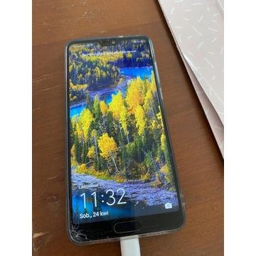 Huawei p20 + case!