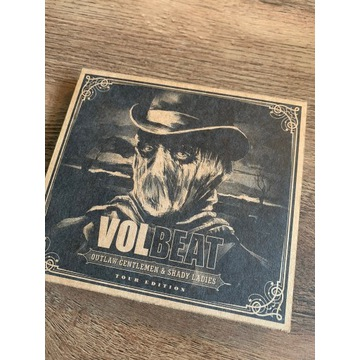 Volbeat - Outlaw Gentleman & Shady Ladies TOUR ED