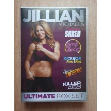 Jillian Michaels - The Ultimate Box Set - 5 DVD's