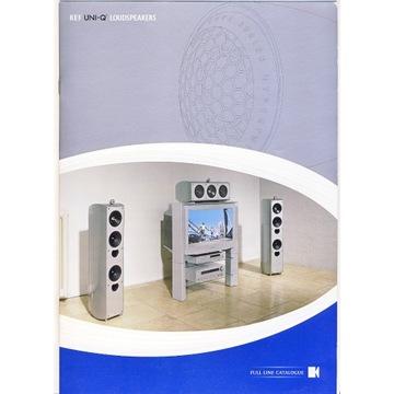 Katalog KEF
