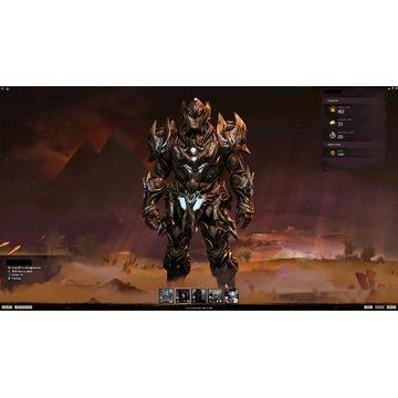 Guild wars 2 konto Legendary Heavy Armor, Eternity