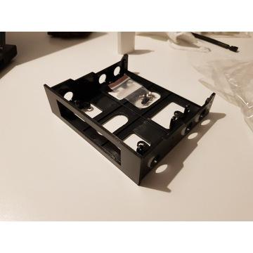 Adapter kieszeni zewnętrznej 5,25'' ( na 3,5 HDD)