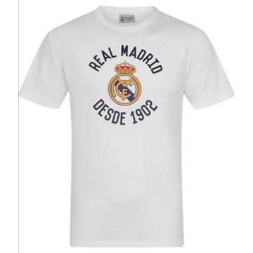 T-shirt Real Madryt Oryginał z hologramem 3XL