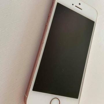 IPHONE SE 128GB Pink Gold +etui