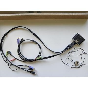 Przełącznik KVM USB HDMI Aten CS692
