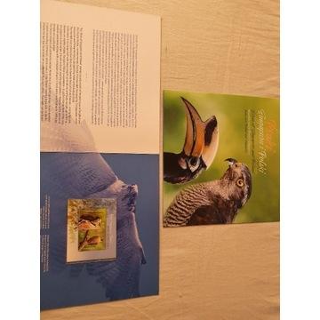 Folder Ptaki Singapuru i Polski 2019