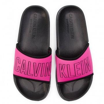 Klapki damskie Calvin Klein