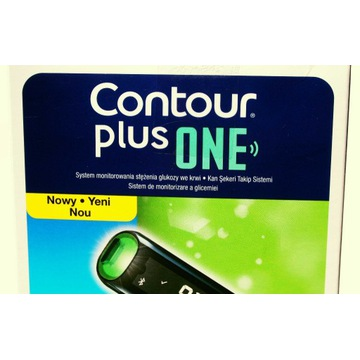 Glukometr Contour Plus One – fabr. kompl. BAYER
