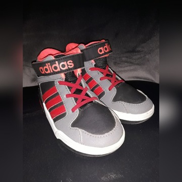 adidas, adidasy wysokie za kostkę rozmiar 26
