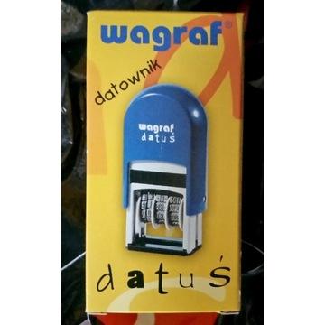 MINI DATER DATUŚ WAGRAF data do 2027r