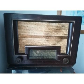 Radio lampowe 39/40 r. PHILIPS 480A