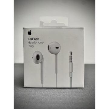 Słuchawki EarPods złącze 3,5 jack