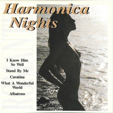 Brendan Power - Harmonica Nights - 1992 - CD
