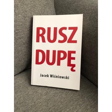 Jacek Wiśniowski - Rusz dupę - z autografem