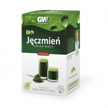 Jęczmień Green Ways 300g-eko SOK z Trawy Jęczmienn