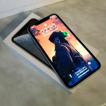 Apple iPhone XR 64GB - igła, komplet, gwarancja
