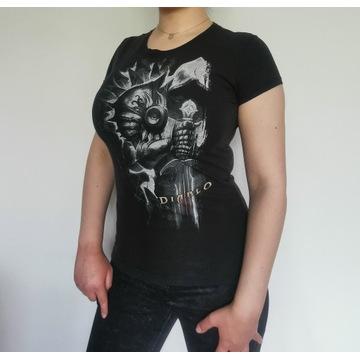 Koszulka T-shirt diablo tyrael damska L M Blizzard