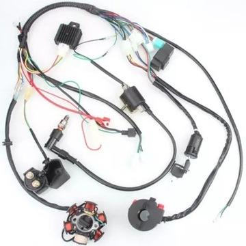 Instalcja Elektryczna Kompletna quad 110/125